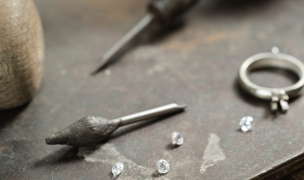Riparazioni di gioielli